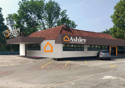 Ashley Furniture Homestore Ipoh