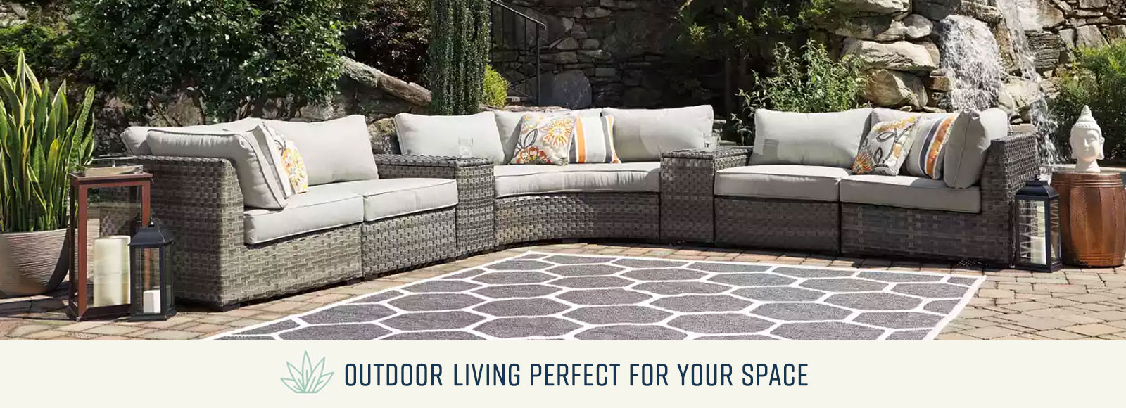 Outdoor Living Perfect for your Space