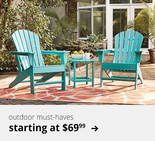 Outdoor Must-Haves