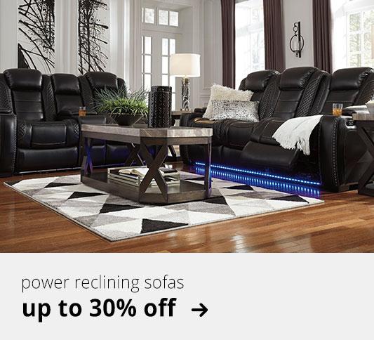 Power Reclining Sofas
